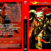Die Nacht der reitenden Leichen (1972) R2 German Custom DVD Cover
