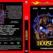 House 2 (1987) R2 German Custom DVD Cover
