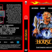 House 3 (1989) R2 German Custom DVD Cover
