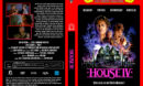 House 4 (1992) R2 German Custom DVD Cover