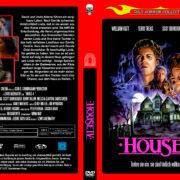 House 4 (1992) R2 German Custom DVD Cover