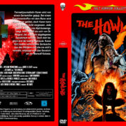 Howling 1 (1981) R2 German Custom DVD Cover
