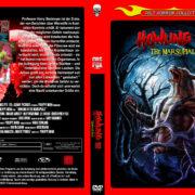 Howling 3 (1987) R2 German Custom DVD Cover