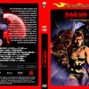 Howling 4 (1988) R2 German Custom DVD Cover