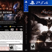 Batman Arkham Knight (2015) PS4 Cover