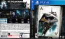 Batman Return to Arkham (2016) PS4 Cover