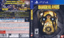Borderlands the Handsome Collection (2014) PS4 Cover