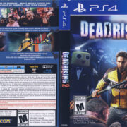 Dead Rising 2 (2016) PS4 Cover