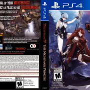 Deception IV the Nightmare Princess NTSC (2015) PS4 Cover