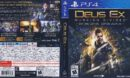 Deus Ex Mankind Divided NTSC (2016) PS4 Cover