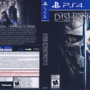 Dishonored 2 NTSC (2016) PS4 Cover