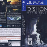 Dishonored Definitive Edition NTSC (2015) PS4 Cover