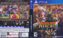 Dragon Quest Heroes 2 NTSC (2017) PS4 Cover