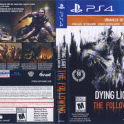 Dying Light Enhanced Edition NTSC (2016) PS4 Cover