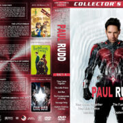 Paul Rudd Collection – Set 5 (2014-2016) R1 Custom DVD Covers