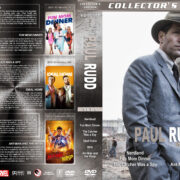 Paul Rudd Collection – Set 6 (2016-2018) R1 Custom DVD Covers