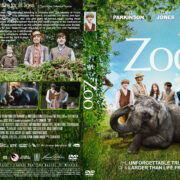 Zoo (2017) R1 Custom DVD Cover & Label