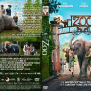 Zoo (2017) R1 Custom DVD Cover & Label V2
