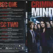 Criminal Minds: Season 13 (2018) R1 DVD Covers & Labels