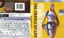 Lara Croft - Tomb Raider: The Cradle Of Life (2003) 4K UHD Cover & Labels