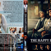 The Happy Prince (2018) R1 Custom DVD Cover