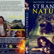 Strange Nature (2018) R1 Custom DVD Cover
