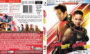 Ant-Man And The Wasp (2018) FR/EN Blu-Ray Cover & Label