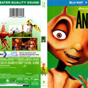 Antz (1998) R1 Blu-Ray Cover