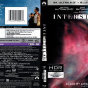 Interstellar (2014) R1 4K UHD Cover