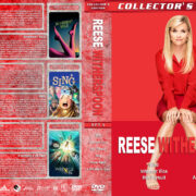 Reese Witherspoon Collection – Set 5 (2014-2018) R1 Custom DVD Covers