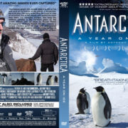 Antarctica: A Year on Ice (2013) R1 Custom DVD Cover