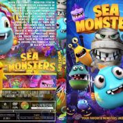 Sea Monsters (2017) R1 Custom DVD Cover