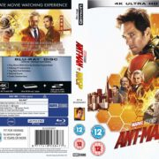 Ant-man And The Wasp (2018) R2 4K UHD Cover