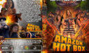 Amazon Hot Box (2018) R1 Custom DVD Cover