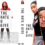 The Hate U Give (2018) R0 Custom DVD Cover