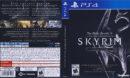 Elder Scrolls V Skyrim Special Edition (2016) PS4 Cover