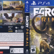 Farcry Primal NTSC (2016) PS4 Cover