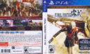 Final Fantasy Type-0 HD NTSC (2015) PS4 Cover