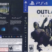 Outlast Trinity NTSC (2017) PS4 Cover