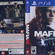 Mafia 3 NTSC (2016) PS4 Cover