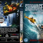 Stormageddon (2015) R0 CUSTOM DVD Cover & Label