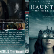 The Haunting of Hill House: Season 1 (2018) R0 Custom DVD Cover