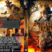The Legend of Halloween Jack (2018) R1 Custom DVD Cover
