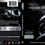 The Dark Knight Rises (2012) R1 4K UHD Cover