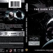 The Dark Knight Rises (2012) R1 4K UHD Cover