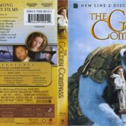 The Golden Compass (2007) R1 Blu-Ray Cover & Labels