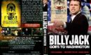 Billy Jack Goes To Washington (1977) R1 CUSTOM DVD Cover & Label