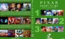 Pixar Short Films Collection - Volumes 1, 2 & 3 (2007-2018) R1 Custom DVD Cover