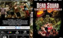 Dead Squad-Temple Of The Undead (2018) R1 CUSTOM DVD Cover & Label