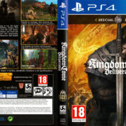 Kingdom Come: Deliverance (2018) R2 PS4 Cover